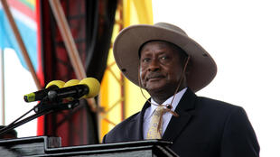 Le président ougandais Yoweri Museveni (photo d'archives).