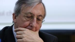 Georges Chodron de Courcel a démissionné de son poste de directeur général délégué de BNP, jeudi 12 juin.