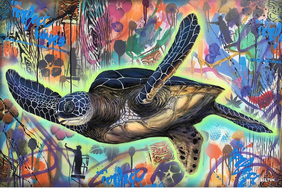 Spray Turtle