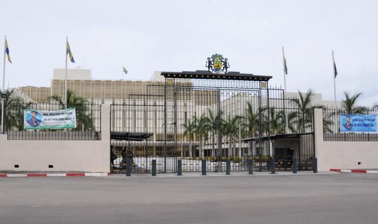 Le palais présidentielle de Libreville (archives).
