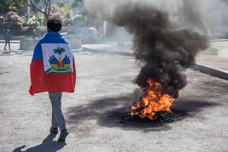 Haití sumido nuevamente una crisis política ante las diferencias sobre la duración del mandato del presidente Jovenel Moise