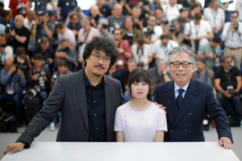 Đạo diễn Bong Joon-ho nhiều lần đến dự liên hoan phim Cannes
