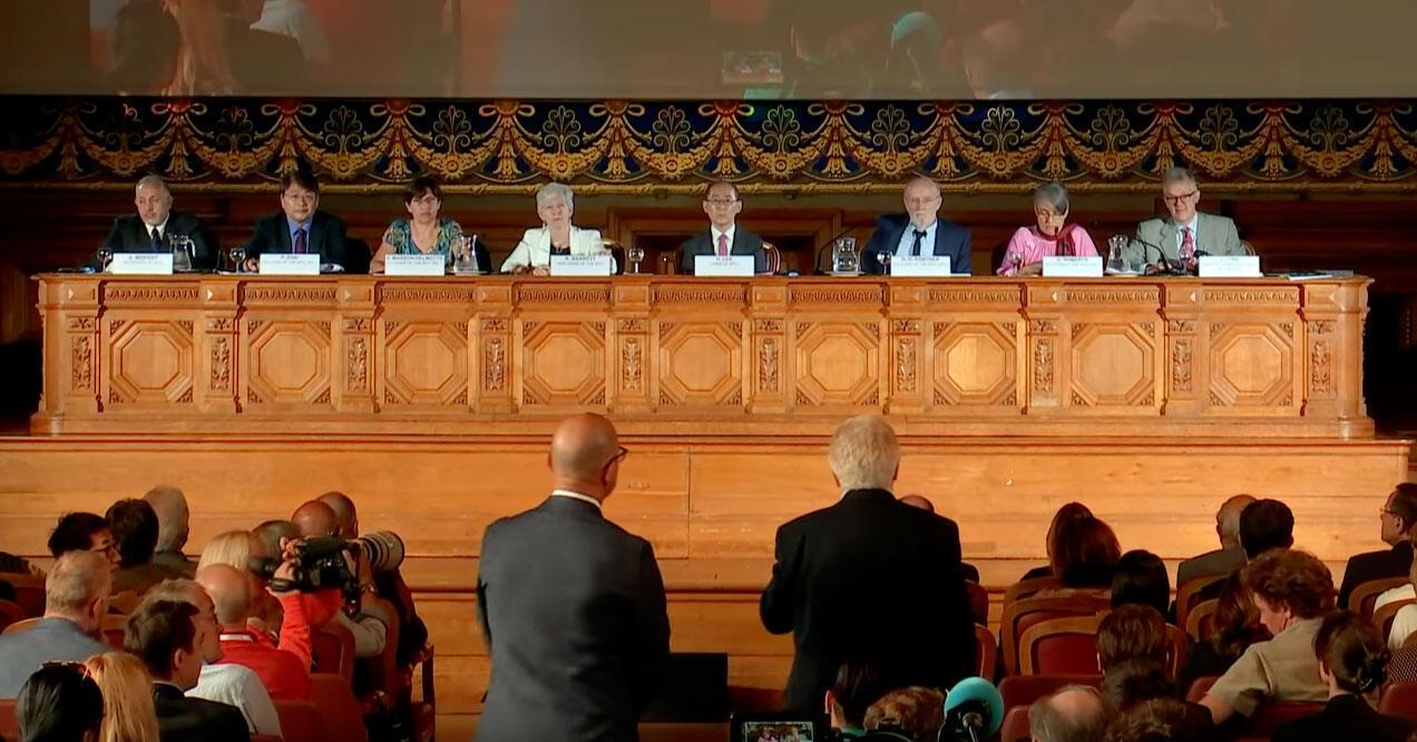 Cientistas do IPCC apresentam relatório especial sobre os oceanos e as mundanças climaticas. 25/09/19