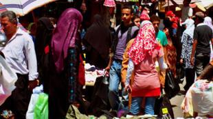 Les Egyptiennes sont  souvent victimes de harcèlement quotidien dans les rues.