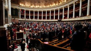 法國國民議會會議 2017年10月3日