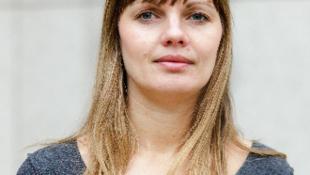 Александра Гужон - политолог, специалист по Украине и Беларуси