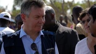 Karel de Gucht, European Commissioner for Development and Humanitarian Aid