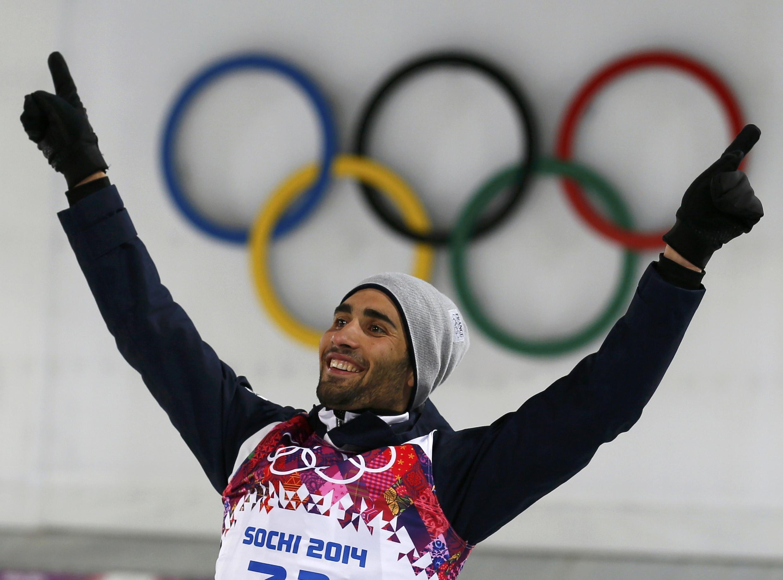 «Если яиграю вкарты сосвоей трехлетней дочкой, ятоже нехочу проигрывать»,—говорит олимпийский чемпион Мартен Фуркад