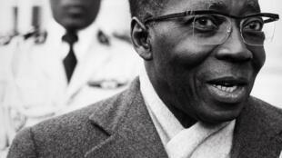 Léopold Sedar Senghor, ancien président sénégalais - 1984 - Getty images 956701672 - La marche du monde 4 juillet 2021