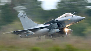 法國尖端戰機陣風轟炸機