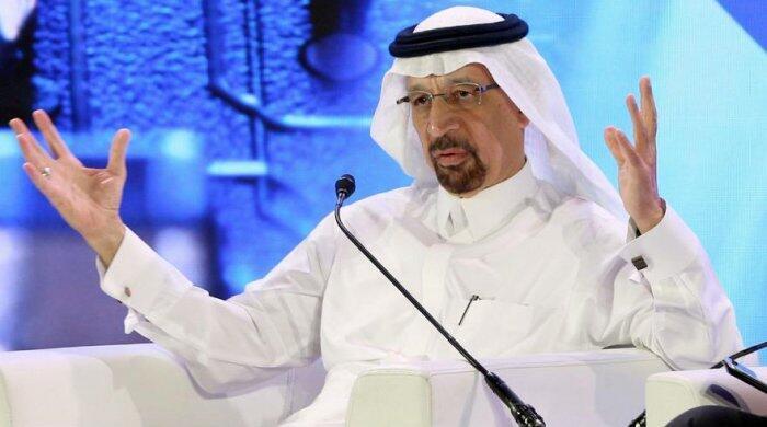 خالد فالح، وزیر انرژی عربستان سعودی