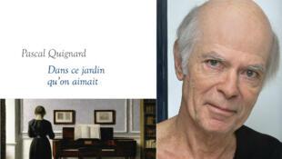 Pascal Quignard revient avec un nouveau roman «Dans ce jardin qu'on aimait».