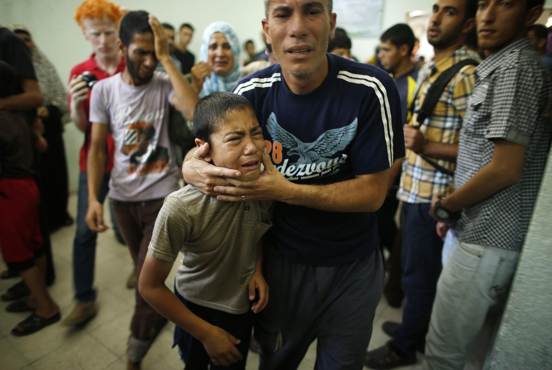 ارتش اسرائیل در هفدهمین روز از درگیریها، یکی از مدارس وابسته به سازمان ملل متحد را مورد حمله قرار داد.