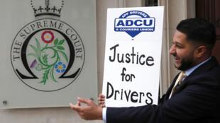 Uber avança com estatuto dando aos seus motoristas direitos sociais