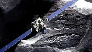 Após dez anos de espera, a Sonda Rosetta pousa nesta quarta-feira (12) no cometa 67P/Churyumov-Gerasimenko.