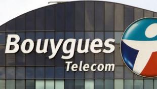 Sede da Bouygues Telecom em Issy les Moulineaux, próximo de Paris.