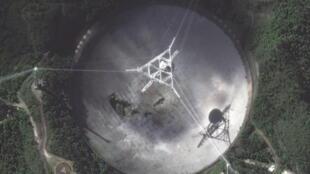 Arecibo, téléscope, sciences, astrophysique