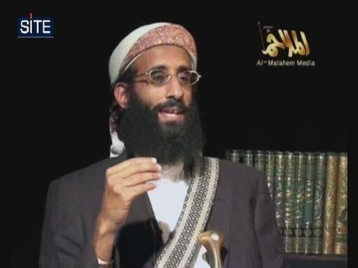 Giáo sĩ Anwar al-Awlaki (Site Intelligence Group /AFP)