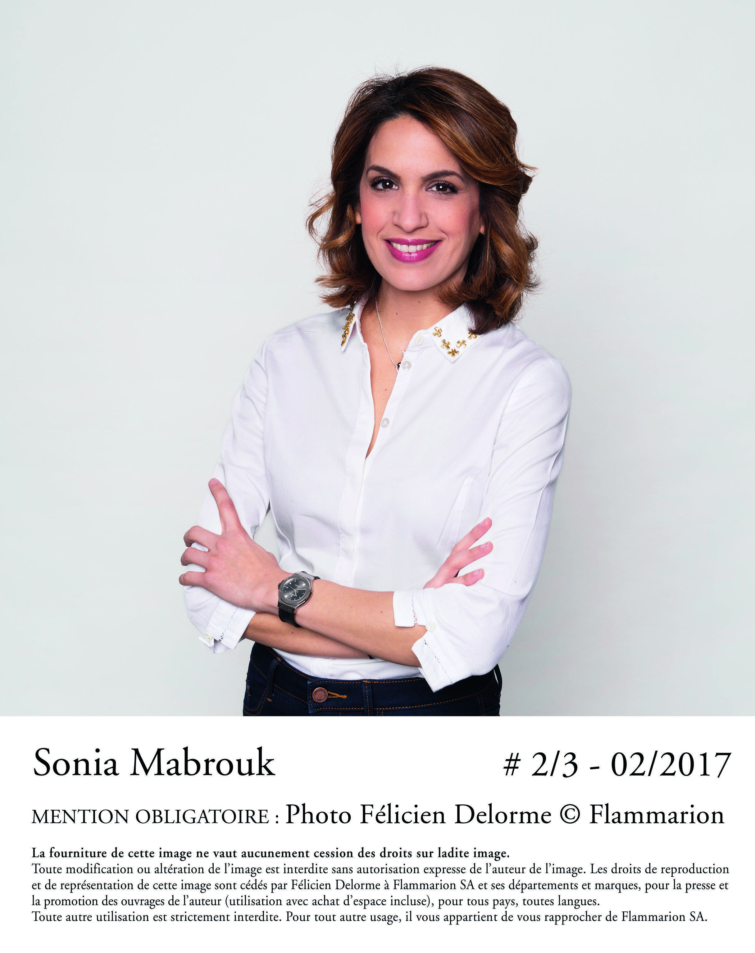 Sonia Mabrouk.