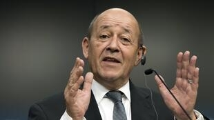 Jean-Yves Le Drian, who won the regional election in Brittany, will remain France's defence minister.