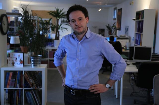 Jérémy Lachal, directeur de Bibliothèques Sans Frontières (BSF) : « Créer, rêver, imaginer des futurs possibles. »