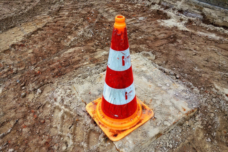 Chantier - Cone - Générique - traffic-cone-3110165
