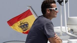 Iñaki Urdangarin, genro do rei da Espanha Juan Carlos.