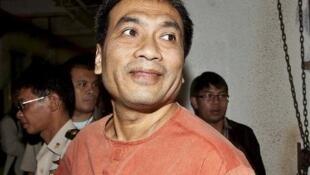 Quatorze mois après son arrestation pour crime de lèse-majesté, Joe Gordon a été libéré ce mardi 10 juillet 2012.