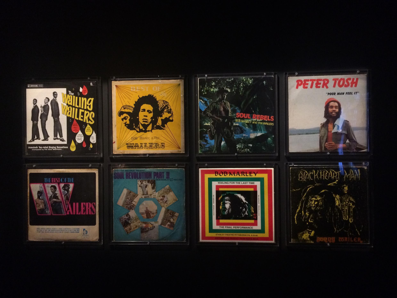 Capas de discos originais