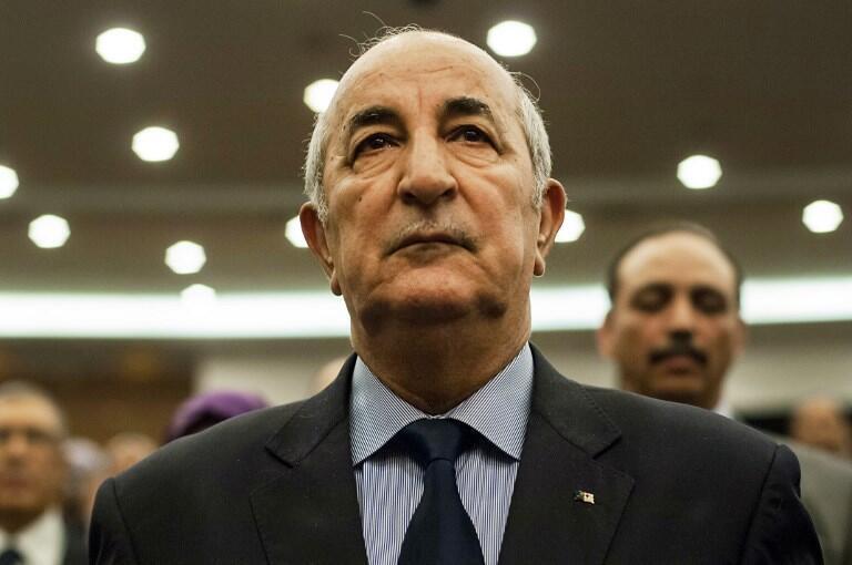 Abdelmadjid Tebboune ici en février 2016.