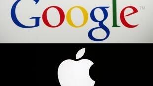 Google et Apple des concurrents désormais alliés dans la luttre contre le coronavirus.