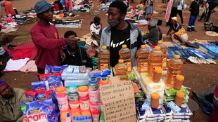 zimbabwe marché harare