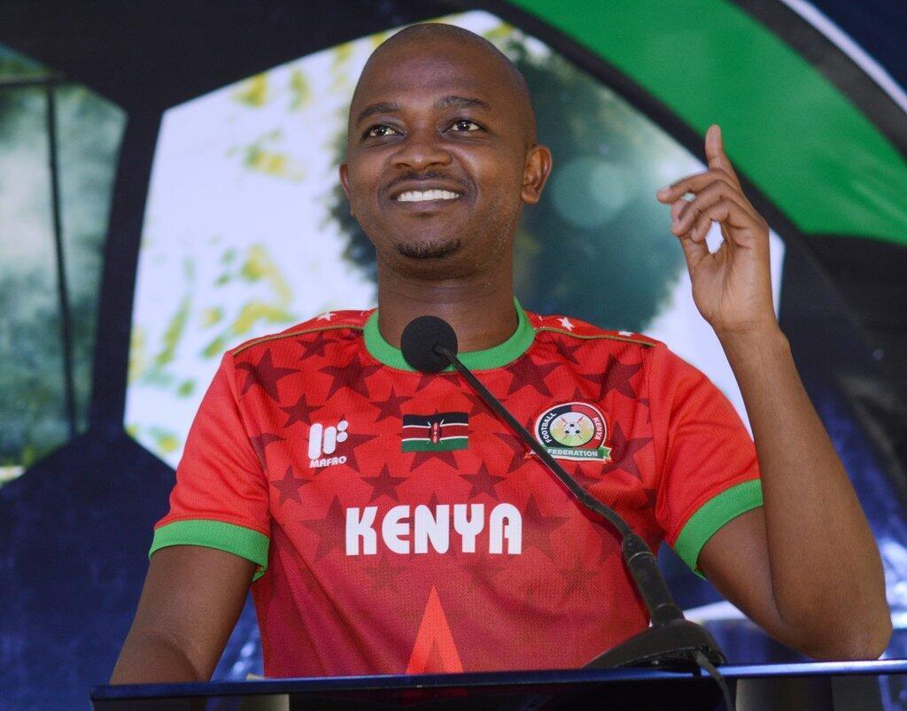Rais wa Shirikisho la soka nchini Kenya Nick Mwendwa