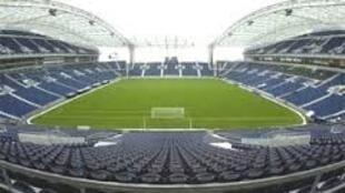 Estádio do Dragão, onde jogam os dragões do Porto recebem Sporting este sábado, 18 de outubro 2014