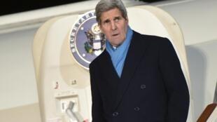 Le secrétaire d'Etat américain John Kerry sera présent à la Conférence de Paris.