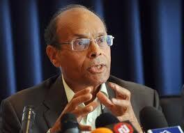 Le président tunisien Moncef Marzouki.