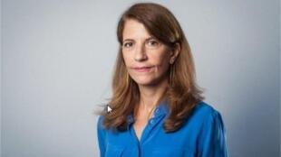 Francoise Sivignon, présidente de Médecins du Monde.