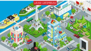 VideoGame Story está abierta hasta el 7 de septiembre en la Porte de Versailles, en París.