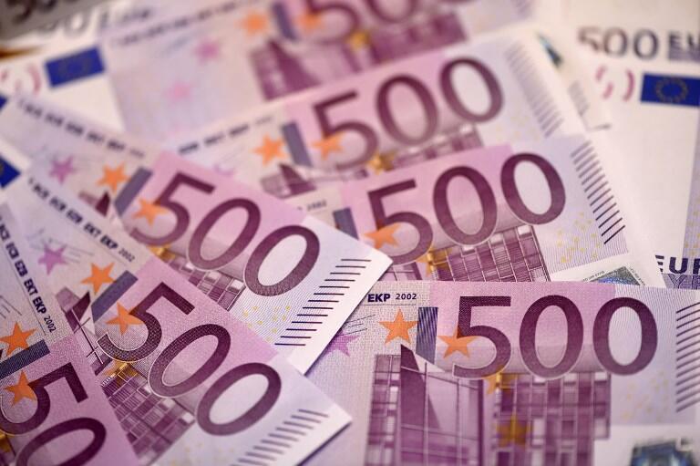 Notas de 500 euros