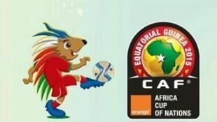 Chuku Chuku, mascotte officielle de la CAN 2015.