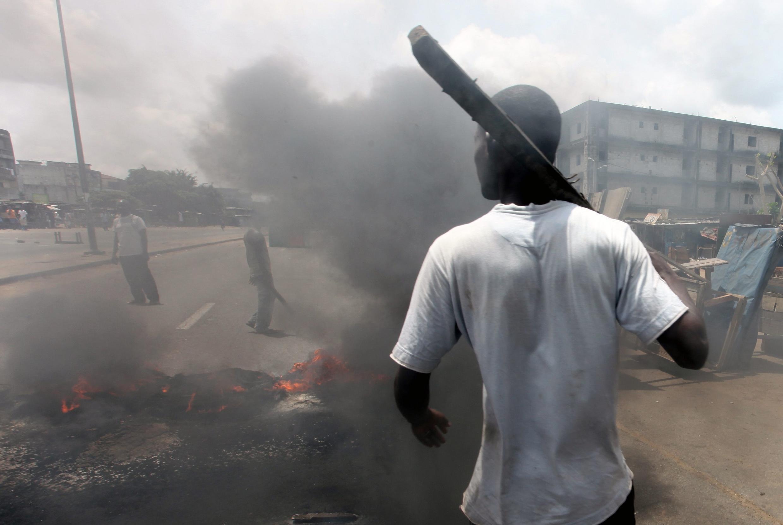 Birnin Abidjan na kasar Cote d'Ivoire
