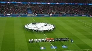 Jogo entre Paris Saint-Germain e Real Madrid, 21/10/2015