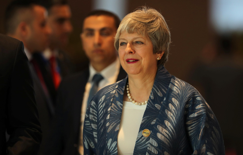 En fixant un nouveau vote sur l'accord de Brexit avant le 12 mars, Theresa May accule un Parlement britannique indécis.