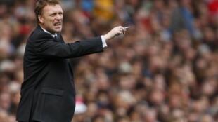 """Дэвид Мойес, бывший тренер """"Эвертона"""", придет на смену Алексу Фергюссону в """"Манчестер Юнайтед"""". Лондон 18/10/2008 (архив)"""