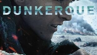 L'affiche du film «Dunkerque».