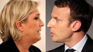 Marine Le Pen a insinué pendant le débat télévisé qu'Emmanuel Macron pourrait détenir un compte offshore aux Bahamas.