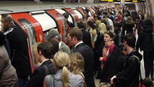Comment le métro londonien fera-t-il face à l'affluence de voyageurs pendant les JO ?