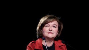 La candidate LaREM aux européennes Nathalie Loiseau, ancienne ministre des Affaires européennes, est une figure peu connue du grand public.