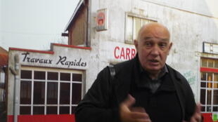 Raymond Depardon explica su trabajo sobre Francia