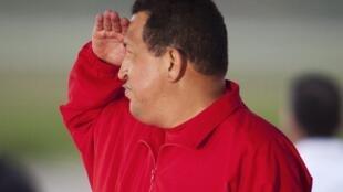 Venezuelan President Hugo Chavez will undergo chemotherapy in Cuba